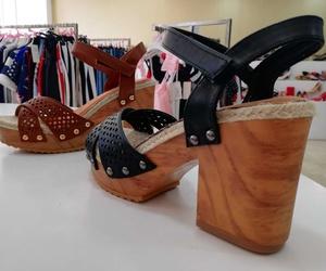 Sandalias y zapatillas de esparto