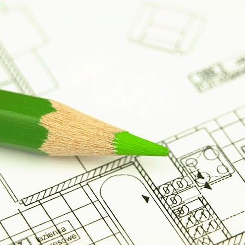 PROYECTOS, DIRECCIONES DE OBRA Y DE EJECUCIÓN: Servicios de Abaco Técnica (Arquitectura Técnica de Bajo Consumo)