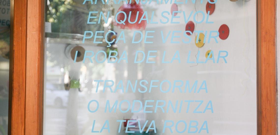 Limpiezas de prendas de ante en l'Eixample (Barcelona) para evitar deformaciones
