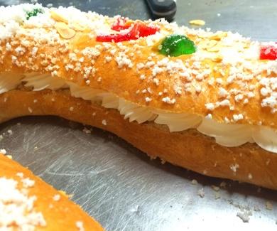Suben las ventas de turrones y Roscones de Reyes artesanos en Barcelona