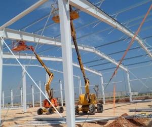 Estructuras metálicas para la edificación en Valencia