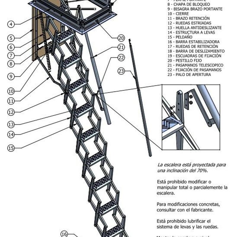 Flexa techo