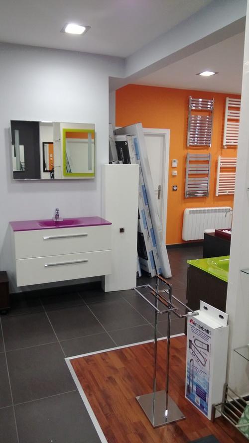 tiendas muebles baño Eibar