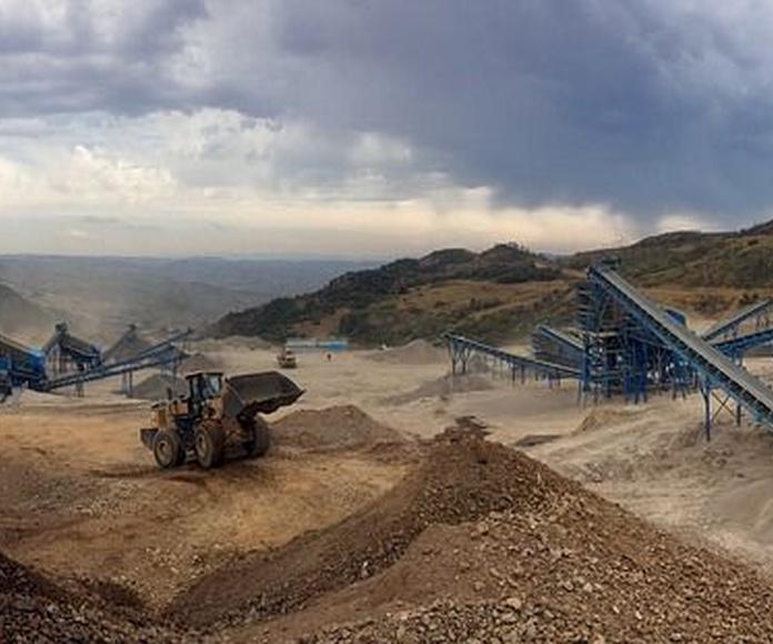 Guano rojo: Productos y servicios de PO Mining