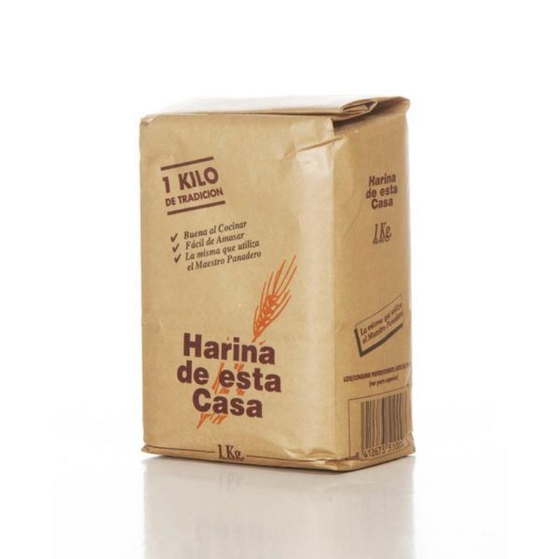 Harina de esta casa 1 kg: Productos de Coperblanc Zamorana