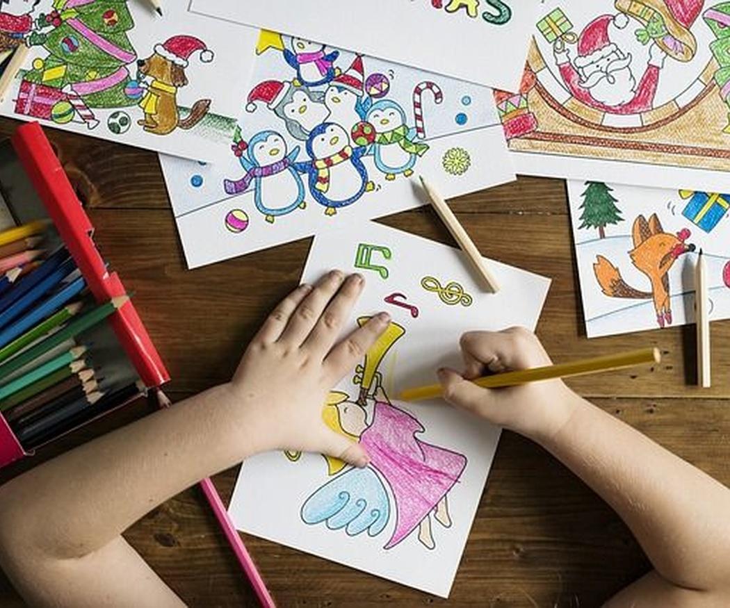 Cómo desarrollar la creatividad de tus hijos