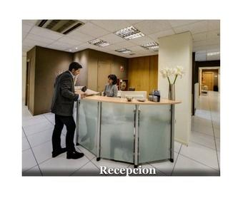 Atención telefónica: Servicios de Spankor Centro de Negocios