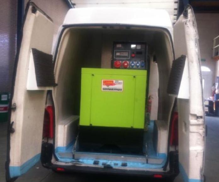Generadores: Catálogo de Froilán Grupos Electrógenos