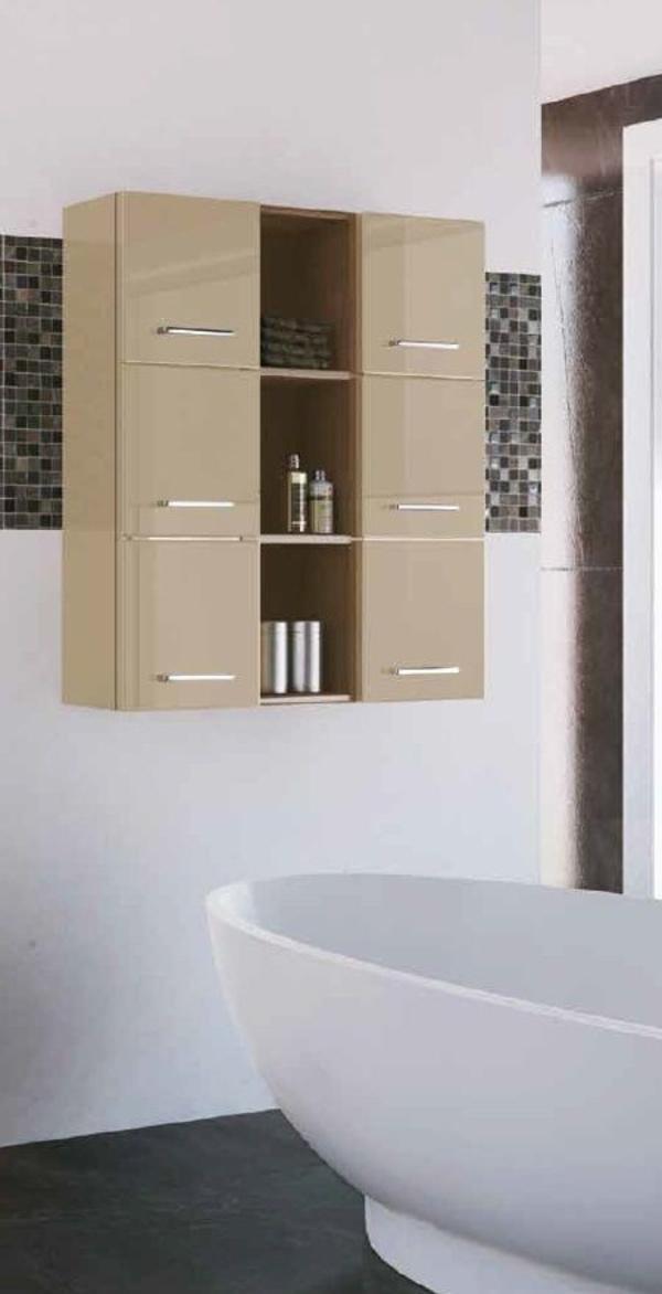 Mueble Complet C22 de 2 puertas + 2 cajones, laca y tirador asa recta