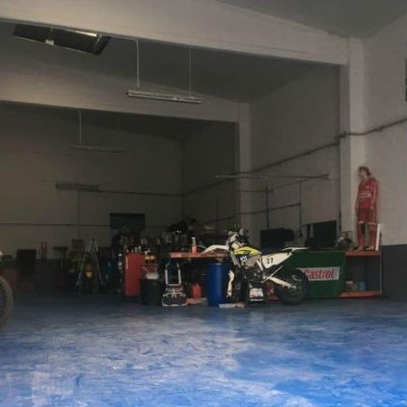 Taller motos: Servicios de Motor Gas Donkey