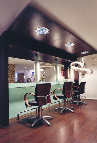 salón de belleza Santander