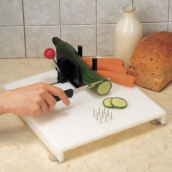 tabla de preparación de alimentos