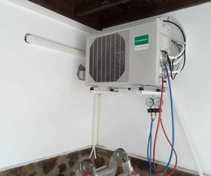 Instalacion de calefaccion