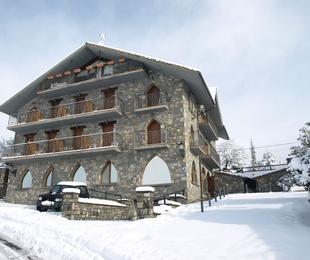 Alojamiento rural próxima pistas de Esquí Pirineo Aragonés