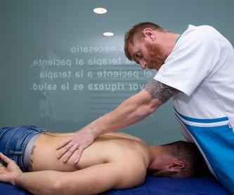Fisioterapia para la mujer: Fisioterapia Obstetricia: Servicios de Clínica Tomás Ribera