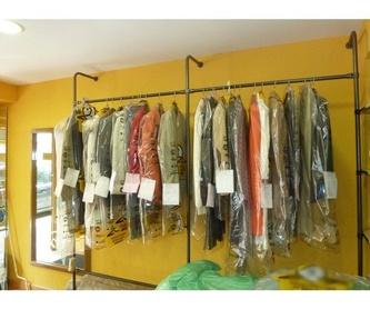 De ropa especial: Servicios de Tintorería Madrid