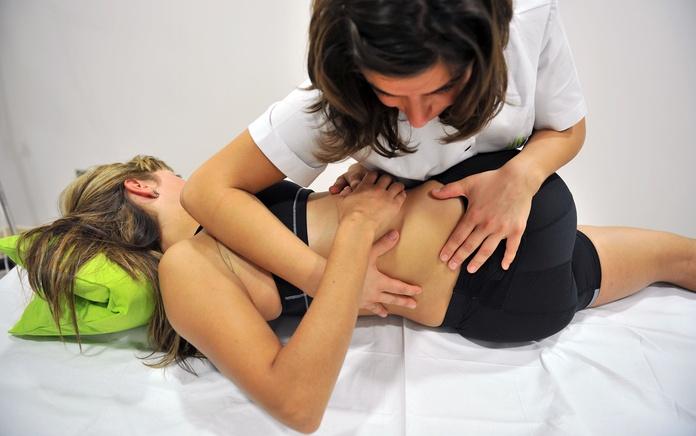 Osteopatía: Centro de fisioterapia de Innova Fisio