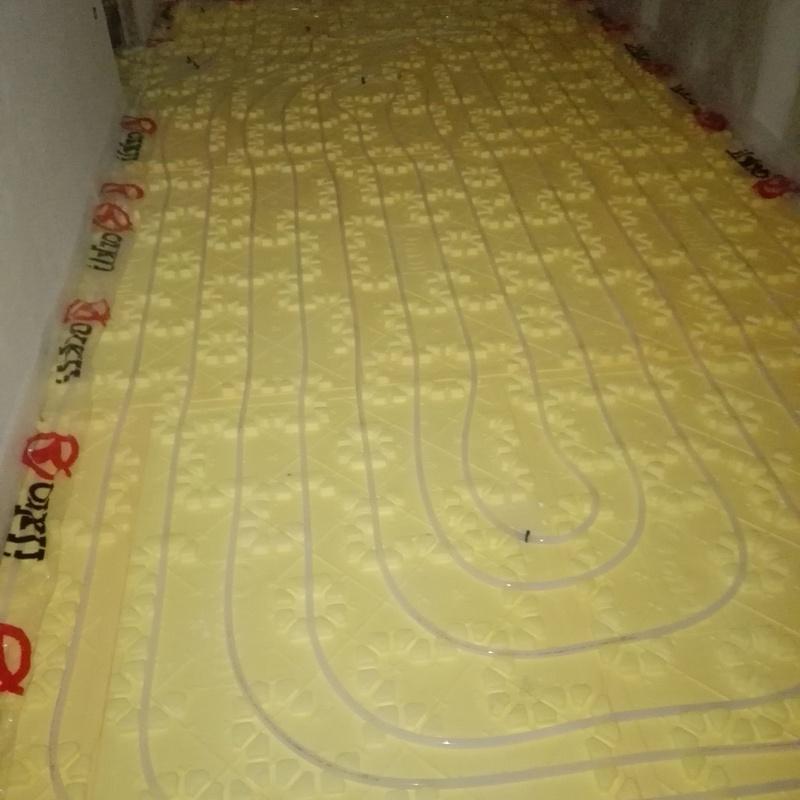Mantenimiento de suelo radiante: Servicios de Calefacción y Mantenimiento Moisés Domínguez