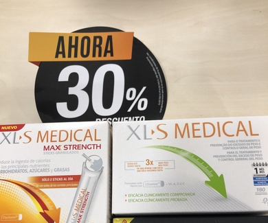 30% DTO en XLS MEDICAL