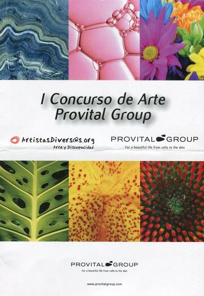 Primer concurso de Arte Provital Group : Exposiciones y artistas  de BCM Art Gallery