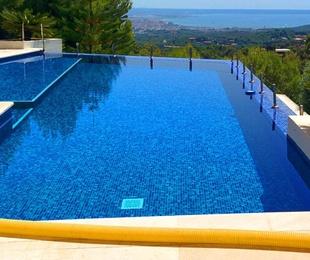 Aguas para piscinas