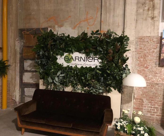 ardin vertical natural evento Garnier Bio 2019