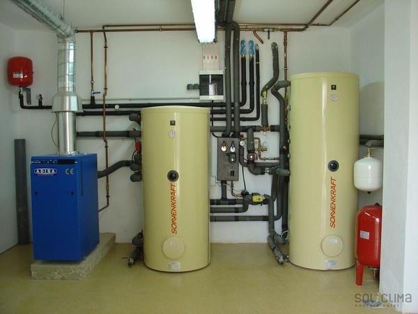 Tratamientos de aguas en edificios