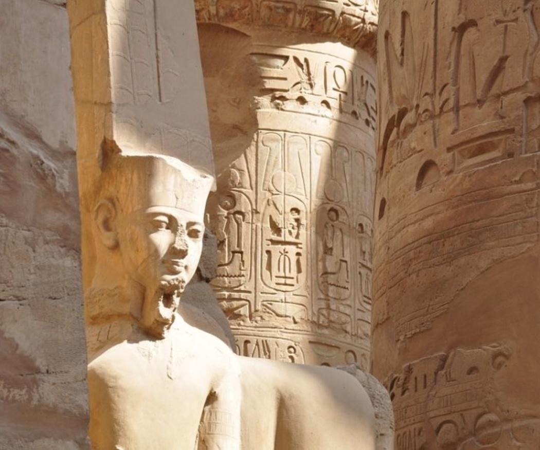 Realmente, todo comenzó en Egipto