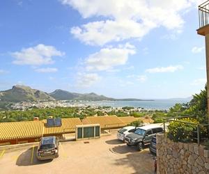 Adosado con vistas de 180º Puerto Pollensa