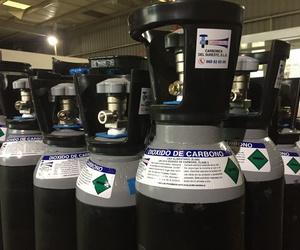 Todos los productos y servicios de Venta y distribución de gases industriales y alimentarios: Disgasin, S.L.