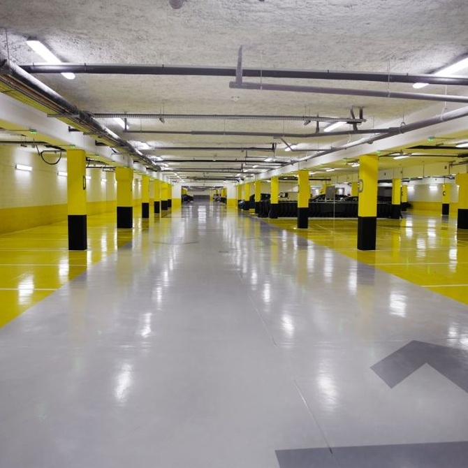 Ventajas de un garaje bien pavimentado