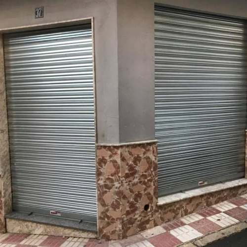 Cierres enrollables en Jaén