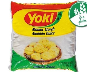 Almidón dulce Yoki
