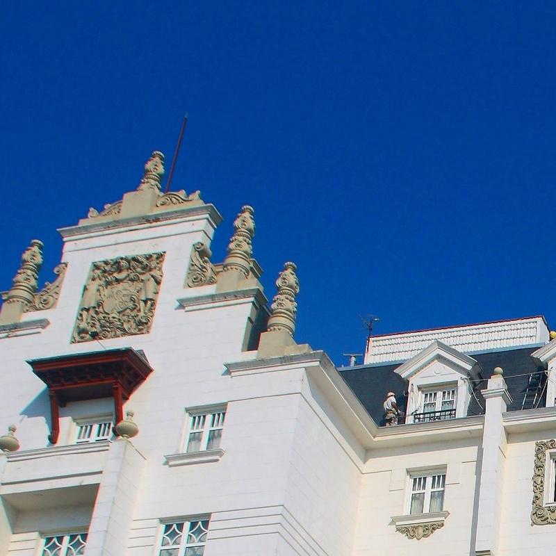 Mantenimiento de fachadas y casetones en Santander
