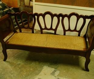 Pulimento de sofa