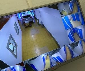 Trasteros con cámara de vigilancia