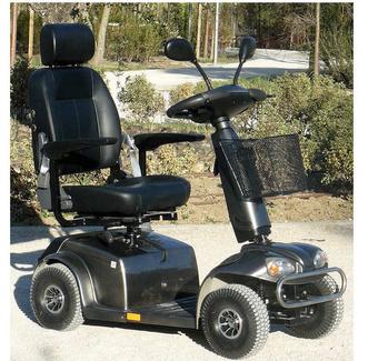 La independencia del scooter