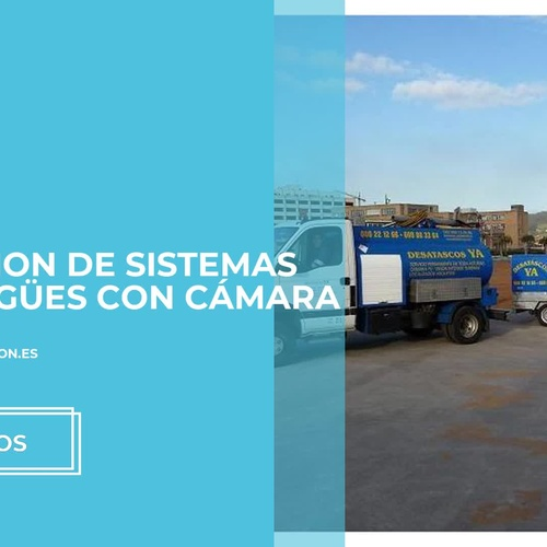 Empresas de desatascos en Gijón