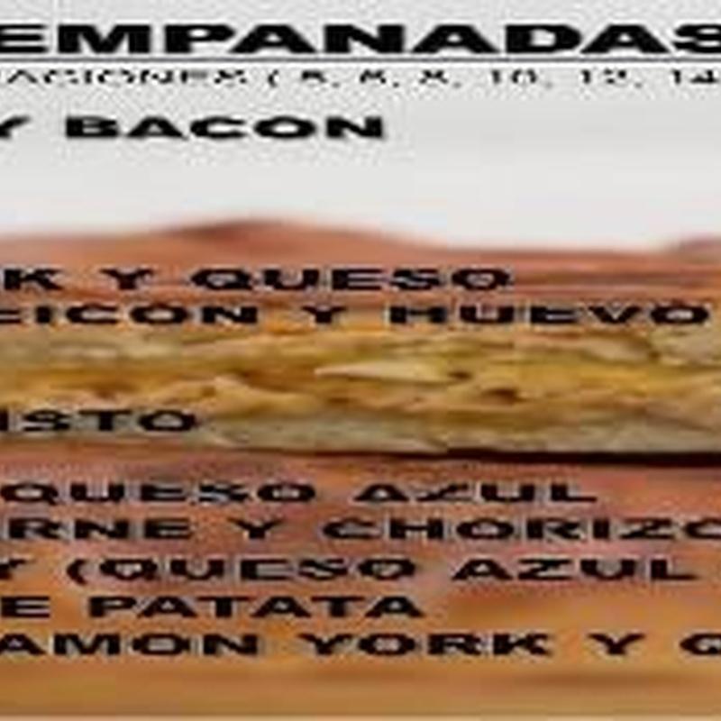Empanada 6 raciones: Nuestros productos de LLAR