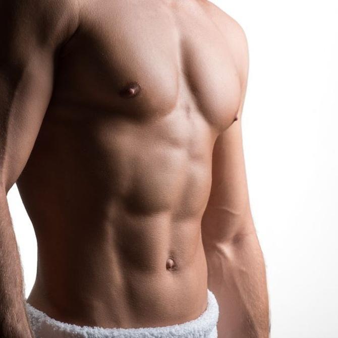 Beneficios de la depilación en los hombres