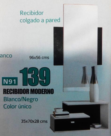 Recibidor mod.91: Productos  de Muebles Llueca, S. L.