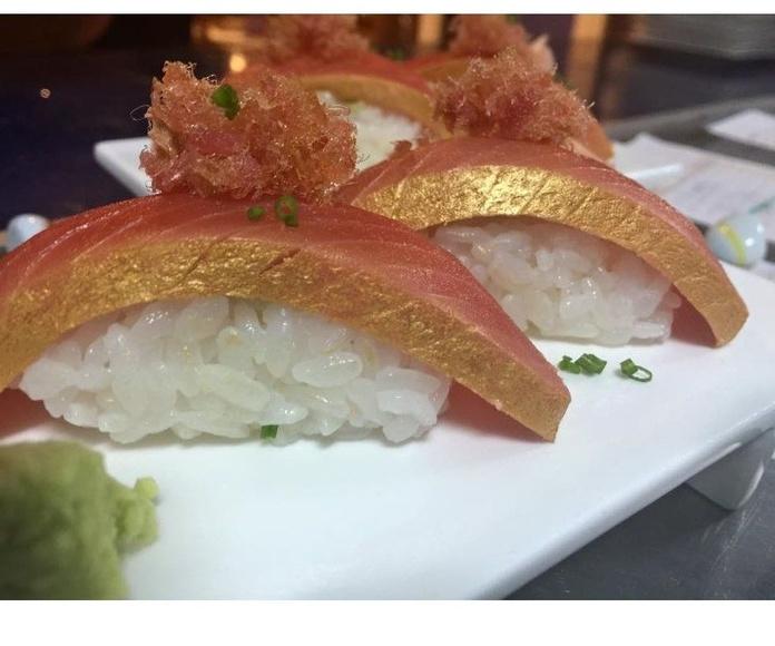 Nigiri Sushi: Nuestra carta de Rocío Tapas y Sushi