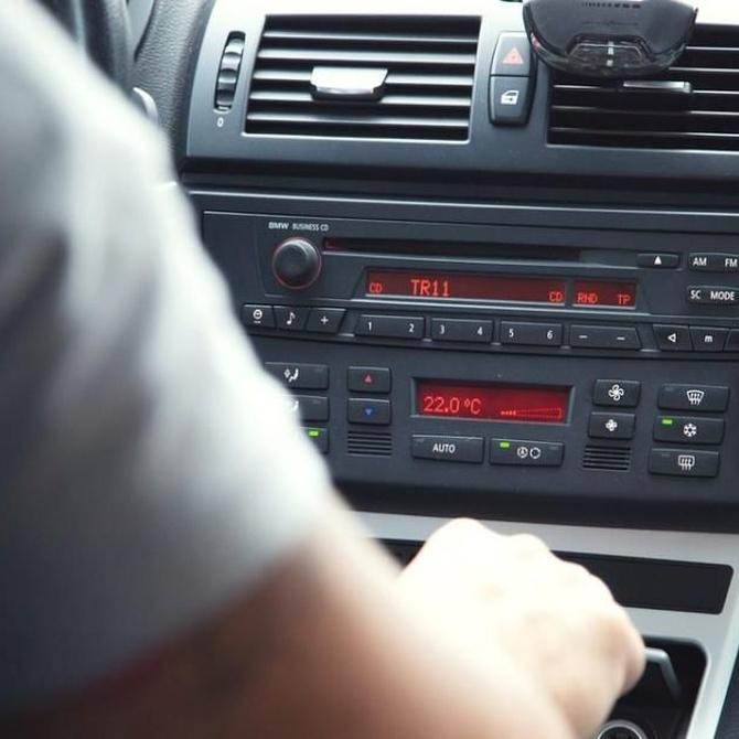 El desbloqueo del PIN de la radio