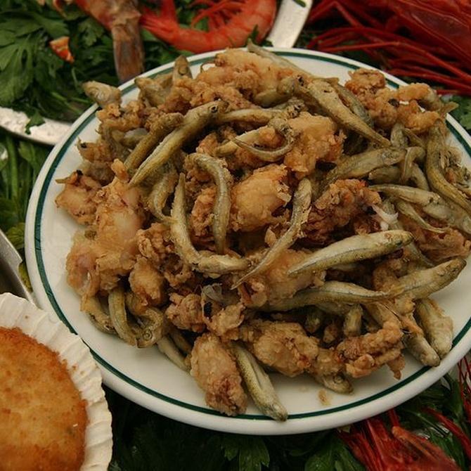 Los mejores platos tradicionales de pescado, en Triana