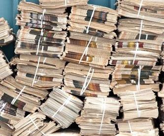 Recuperación de chatarra y metales: Productos y servicios de Desguace Lorente Yecla