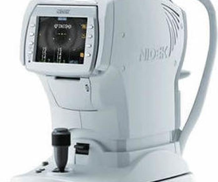 Glaucoma : Productos y servicios   de Centro Óptico Serrano
