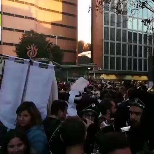 Gran fiesta en Madrid grandes fester@s Altean@s