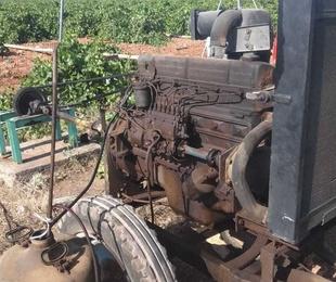 Servicio motores de riego