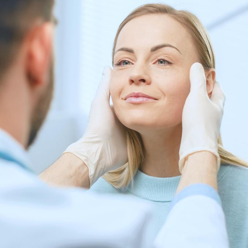 Mesoterapia facial: Nuestros tratamientos de Clínica  Doctor Pérez de León