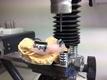 Fresado de barra colada sobre implantes